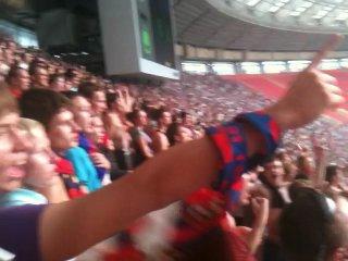 P. F. C. CSKA  v/s   F.C.S.